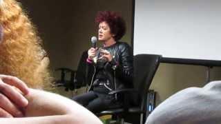 Patricia Quinn Q&A