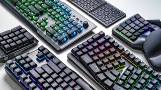 Cool Keyboards You May Have Never Heard Of!