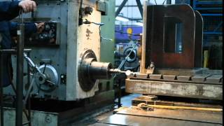 Tos Varnsdorf Model WHN13A Horizontal Boring Mill (1981)