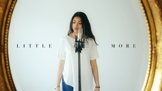 Chris Brown -  Little more (Cover by Anna Laura)