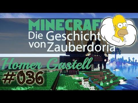Die Geschichte von Zauberdoria ◆ Folge #036 ◆ Homer Gastell ◆ Minecraft LP