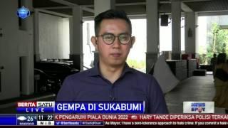 Gempa Sukabumi Terasa Hingga Wilayah Jabodetabek