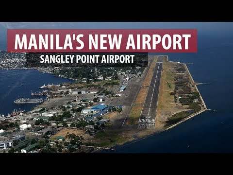 Sangley: Manila's New Airport