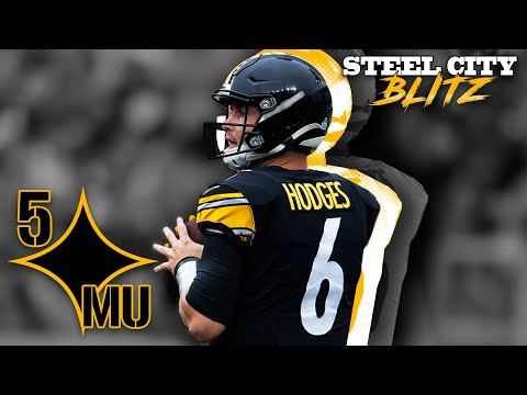 devlin-duck-hodges-first-steelers-action:-all-throws-from-ravens-@-steelers