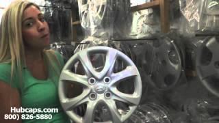 Automotive Videos: Hyundai Accent Hub Caps, Center Caps & Wheel Covers