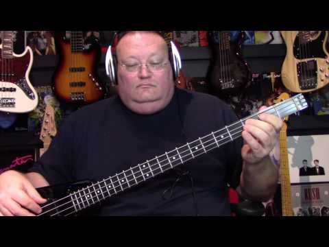 Michael Jackson You Rock My World Bass Cover with Notes & Tab