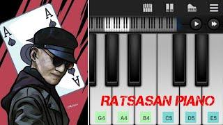 Ratsasan Villain Piano Theme | Easy piano Tutorial
