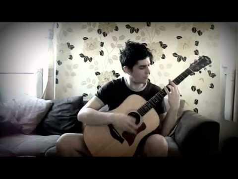 Саундтрек к Игре престолов на гитаре