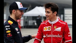 Formula 1 Next Generation Drivers, Who is Best?