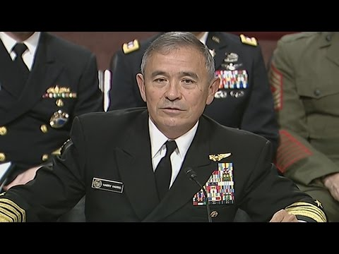 North Korea, Hawaii Missile Threat Discussed At Senate ASC (April 27, 2017)