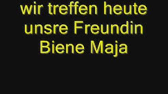 Biene Maja Song lyrics
