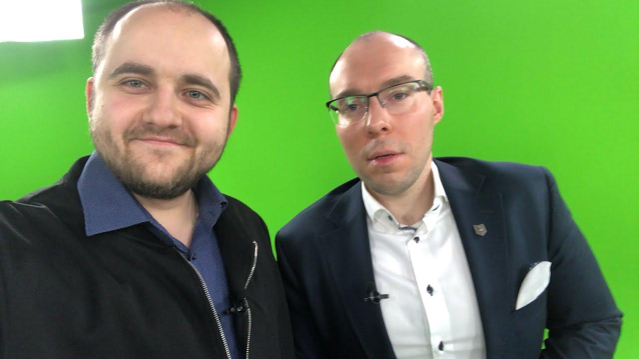 Zapraszamy na wywiad Marcina Roli z Dariuszem Mateckim na wRealu24.tv