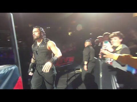 Walk to the ring alongside The Shield: The Shield's Final Chapter Diary