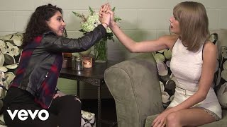 Alessia Cara - Taylor Swift Interviews Alessia Cara (Part 2)