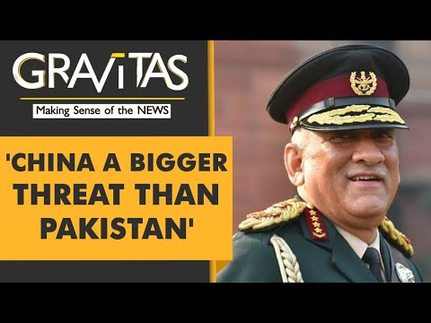 Gravitas: The Interview with General Bipin Rawat