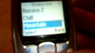 Nokia 3560 (Cingular Wireless) Ringtones