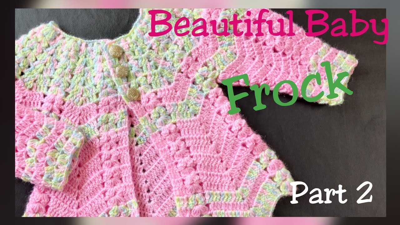 Simple and Easy baby Dress (Part 2)