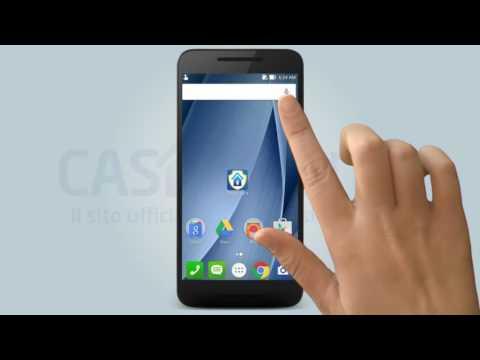 APP Casasicura.it: centrali antifurto casa Siqura Web e Wifi  - (versione Android)