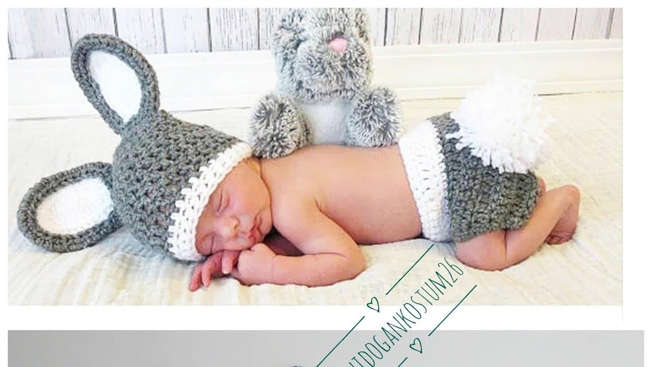 Yenidoğan Bebek Kostümü Modelleri