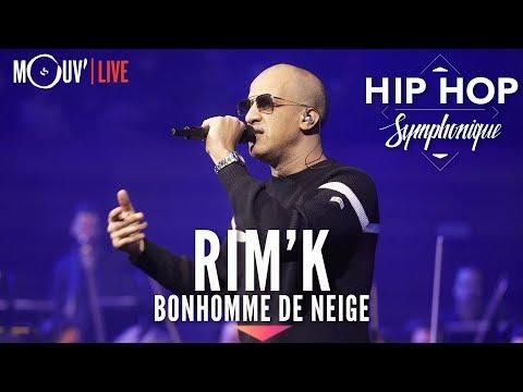 Youtube: RIM'K:«Bonhomme de neige» (Hip Hop Symphonique 4)