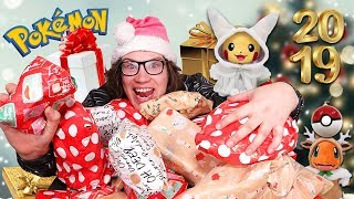 THE ULTIMATE POKEMON CHRISTMAS GIFT OPENING EXTRAVAGANZA! (2019)