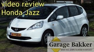 Video review Honda Jazz 1.2 Cool Edition, 2011, 61-PGS-8