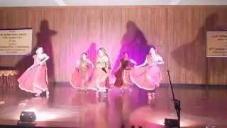 Rajasthani Folk Dance (Kalbeliya Dance): Kalyo Kud Pado mele mein