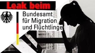 Leak beim Bundesamt für Migration und Flüchtlinge?