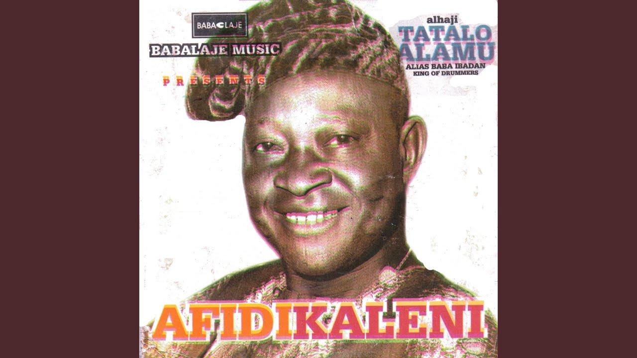 Download Alh. Sarro Kasunmora Eni Medley