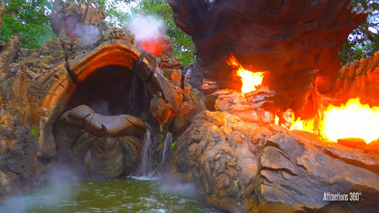 [4K] Hong Kong Disneyland Jungle - 327.0KB