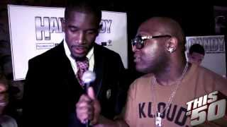 Repeat youtube video Alvin Bowen on the Cover of Hard Candy Magazine
