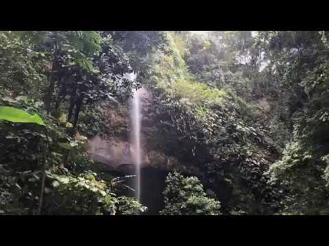 Colombia Photo Expeditions: La Sierpe Waterfall, Colombian Pacific