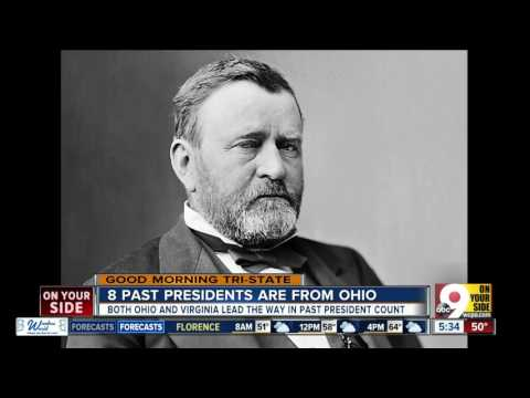 How much do you know about Ohio's presidents?