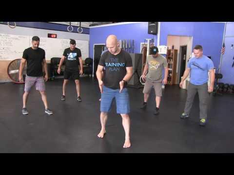27 Squats with Jami Tikkanen & The M WOD Coaching Staff