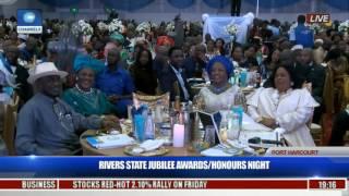 Rivers State Jubilee Awards/Honours Night Pt 4 thumbnail