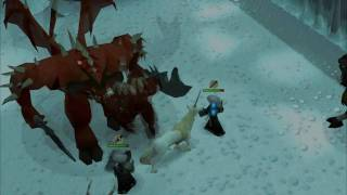 Hand Cannon Vs Godwars Generals - RuneScape