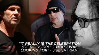 "Joe Satriani - Dream and Vision behind ""What Happens Next"""