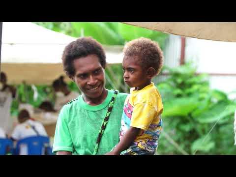 Stop TB Project Daru, Papua New Guinea