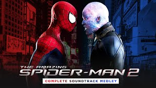 The Amazing Spider Man 2 - Recording Session Soundtrack Mix - Hans Zimmer and The Magnificent Six