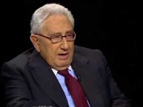 Top Globalist Henry Kissinger Calls on China to Join the New World Order