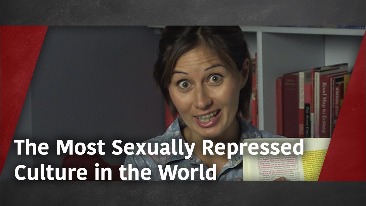 Most sexually liberal country in the world