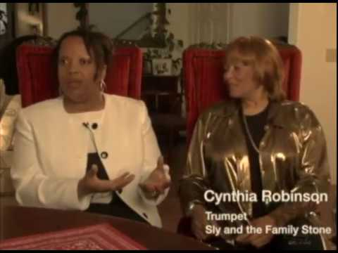 Small Talk About Sly (part 2) Vet Stone & Cynthia Robinson ...