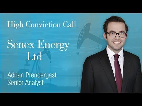 High Conviction Stocks - Senex Energy (ASX:SXY): Adrian Prendergast Senior Analyst