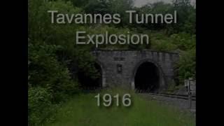Untold Disasters: Tavannes Tunnel Explosion 1916