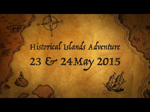Historical Islands Adventure XIV-XV