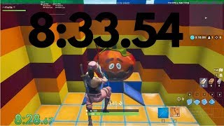 8:33 Jduth 100 level Deathrun | World Record
