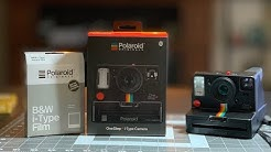 Review of the Polaroid OneStep Plus  and some maintenance