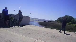 Costanera en el Rio de la Plata en Hudson