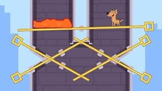 Puppy Rescue: Puzzle Gąme - All Levels
