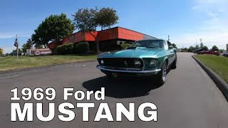 1969 Ford Mustang Fastback GT …